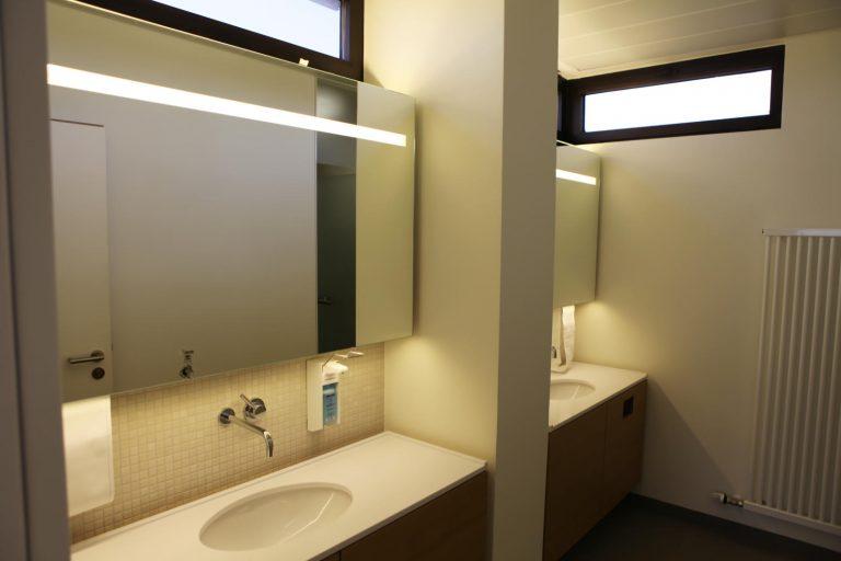 LED Spiegel in der Bayerische Landesärztekammer München