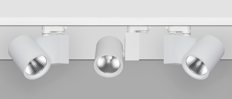 LED ARTIST Stromschienenstrahler