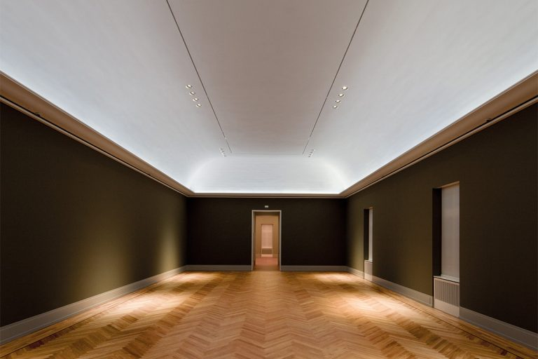 LED CONTOUR Lichtsysteme - Barberini Museum Potsdam 08 - ENDLIGHT Lichtobjekte GmbH