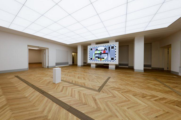 LED SHUTTLE Lichtdecken - Barberini Museum Potsdam 02