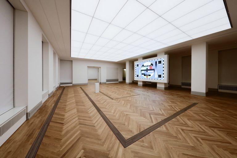 LED SHUTTLE Lichtdecken - Barberini Museum Potsdam 03