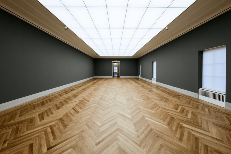 LED SHUTTLE Lichtdecken - Barberini Museum Potsdam 04 - ENDLIGHT Lichtobjekte GmbH