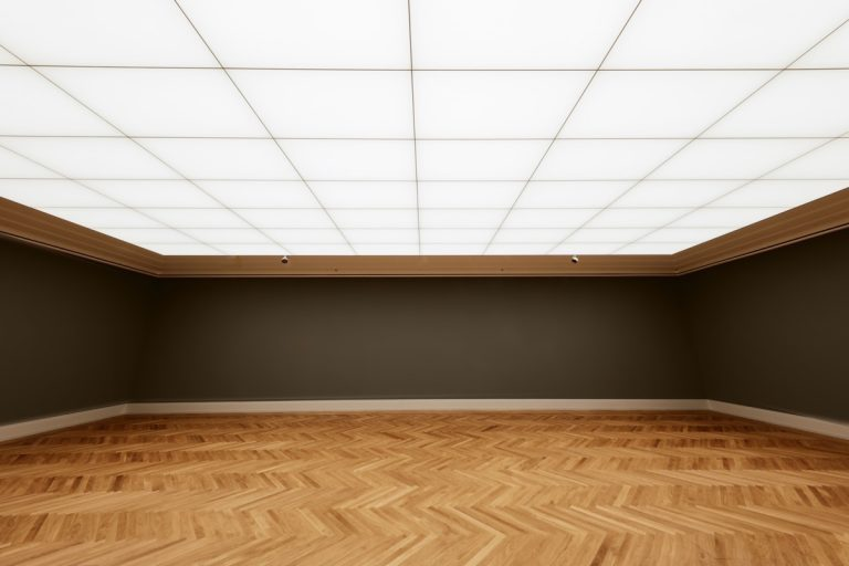 LED SHUTTLE Lichtdecken - Barberini Museum Potsdam 06 - ENDLIGHT Lichtobjekte GmbH