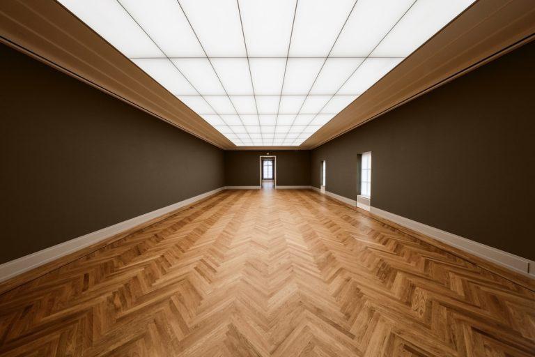 LED SHUTTLE Lichtdecken - Barberini Museum Potsdam 11 - ENDLIGHT Lichtobjekte GmbH