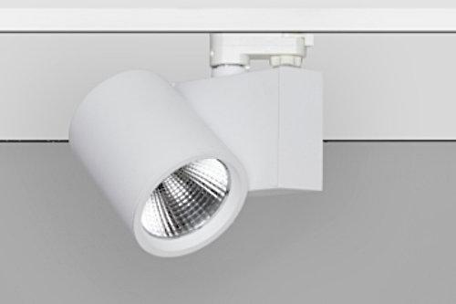LED ARTIST Stromschienenstrahler mit RGBW und Tunable White LED-Technik