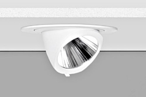 LED FOCUS kardanischer Einbaustrahler mit Tunable White LED-Technik