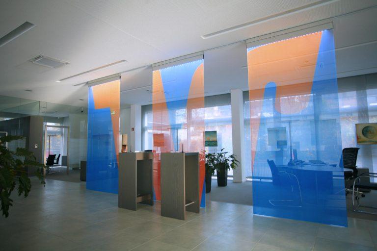 Volksbank Neuss - ENDLIGHT Lichtobjekte GmbH